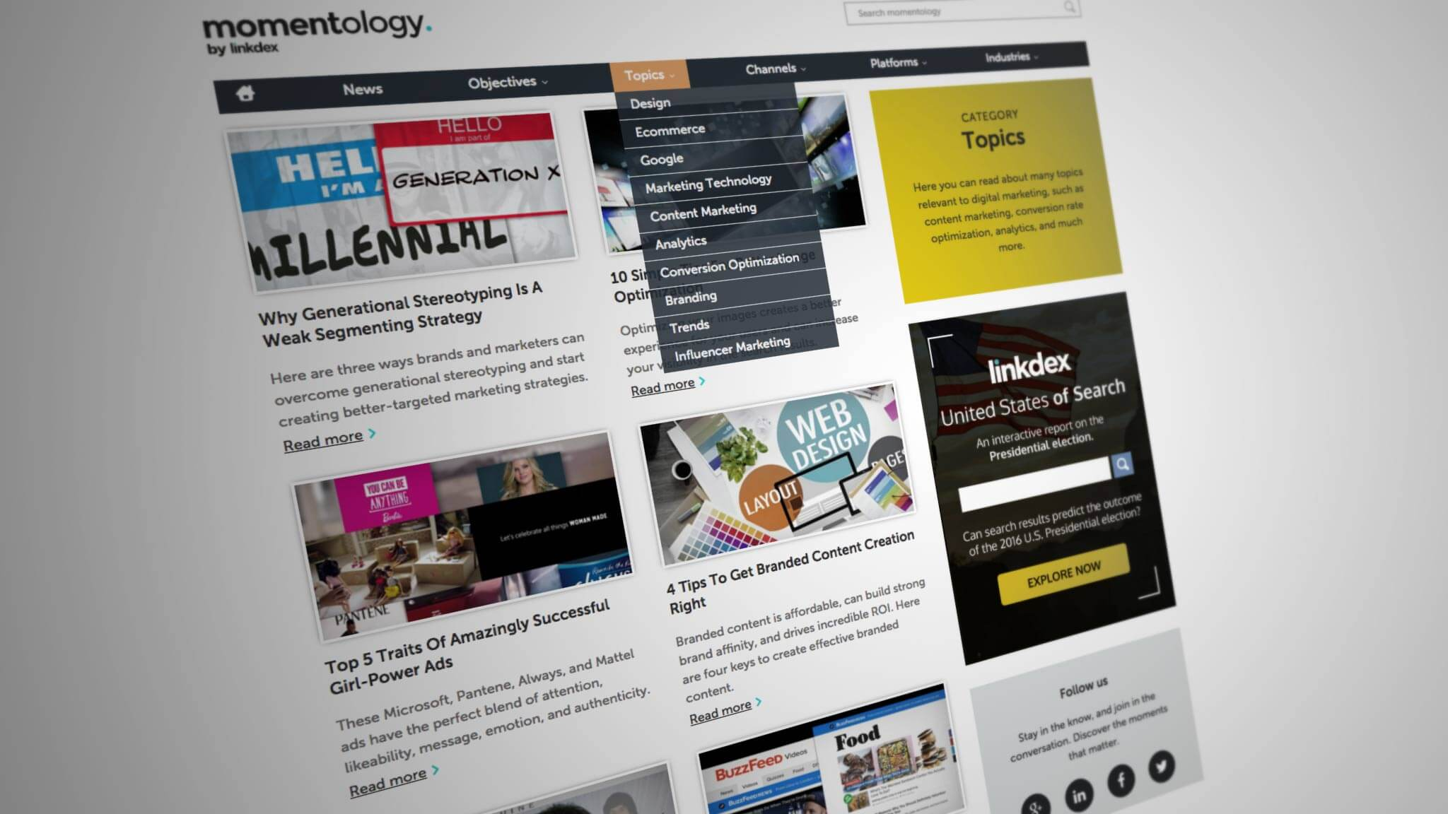 Introducing Momentology: A New People-First Publication for Digital Marketers